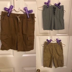 Old Navy / Children's Place boys 8 shorts bundle